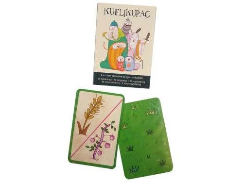 Kuflikupac kártyajáték 31025915