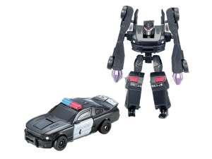 Alteration man átalakítható Autó - 10cm #fekete 31028002 Autós játékok, autó, jármű