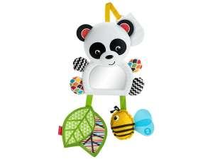 Fisher Price Felcsíptethető játék - Panda #fehér