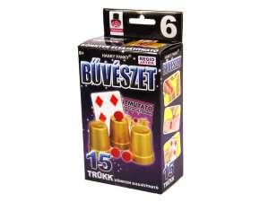 Magic Show poharak és golyók bűvészdoboz - 15 trükkel 31028060 Bűvészkedés