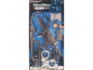 Kommandós fegyver készlet 31038142 Játékpuska, töltény