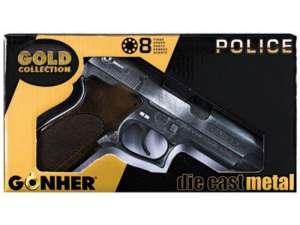 Smith and Wesson .45 patronos pisztoly - 20 cm 31032934 Játékpuska, töltény