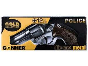 Magnum patronos revolver - 23 cm 31035693 Játékpuska, töltény