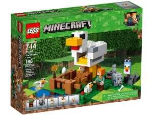 LEGO® Minecraft Csirkeudvar 21140 31028780 LEGO Minecraft