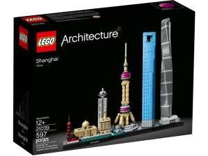 LEGO® Architecture Shanghai 21039 31036079 LEGO Architecture