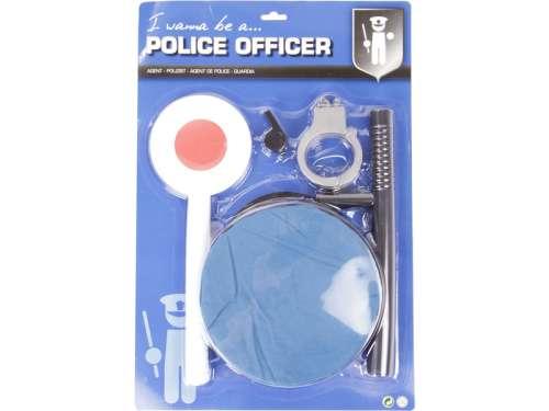 Rendőr kiegészítő készlet