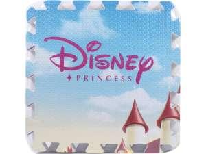 Disney hercegnők szivacs 9 db-os szőnyeg puzzle 31031815 Szivacs puzzle