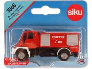 Siku Tűzoltóautó modell - Mercedes-Benz 1:87 31028044 Modell, makett