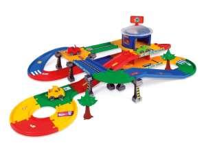 Wader Kid Cars Parkolóház 31027976 Autópálya, parkolóház