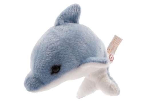 Delfin plüssfigura - 15 cm
