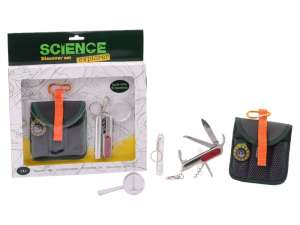 Amatőr természetbúvár 5 darabos készlet 31032690 Tudományos és felfedező játék