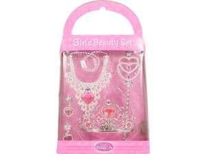 Hercegnő ékszer készlet 31025829 Szépítkezőasztal, sminkszett, illat