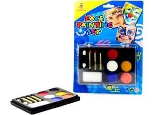 Arcfestő készlet 6 színben 31025112 Szépítkezőasztal, sminkszett, illat