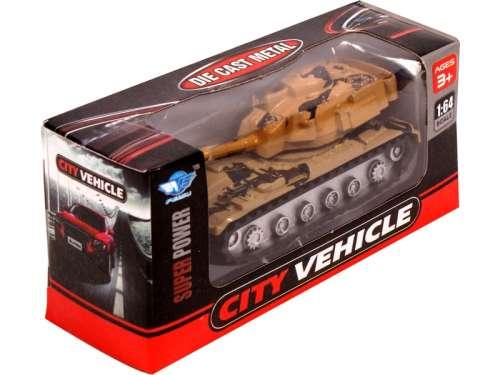 Fém Autó - 7cm #fekete-barna 31026631