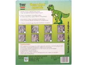 Dinoszauruszos gipszkiöntő készlet 31033747 Gipszöntő