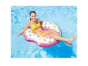 Úszógumi - Fánk #rózsaszín 31240185 Úszógumi, karúszó, úszómellény