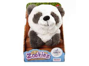 Zookiez interaktív Plüss 30cm -Panda  31038265 Interaktív plüss