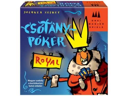 Drei Magier Spiele Csótány póker royal kártyajáték Társasjáték