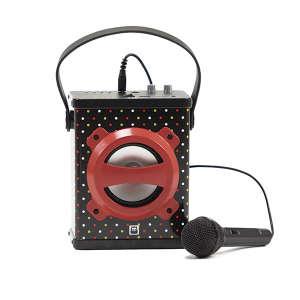 Hordozható Karaokegép bluetooth-szal 30765104 Interaktív gyerek játék