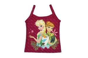 Disney Jégvarázs-Frozen pántos Felső (méret: 92-140) 30765517 Gyerek trikó, atléta