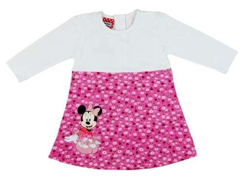 83596467dc Disney Minnie hosszú ujjú baba/gyerek ruha (méret: 68-98)   Pepita.hu