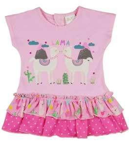 aaba9a0cde Láma mintás kislány bébi ujjatlan nyári ruha 30765839 Kislány ruha