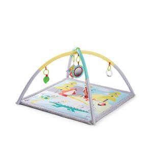 Kinderkraft Mily Játszószőnyeg #szürke 30770642 Bébitornázó és játszószőnyeg