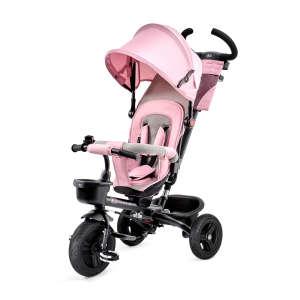 Kinderkraft Aveo 360°-ban megfordítható Tricikli #rózsaszín 30770689 Tricikli