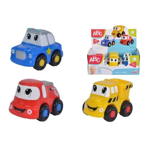 Bébi járművek - Simba ABC