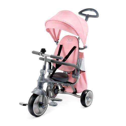 Kinderkraft Jazz 4in1 összecsukható Tricikli #rózsaszín