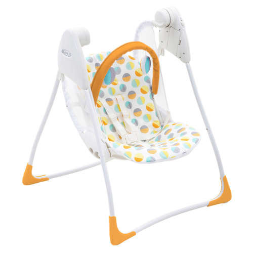 Graco Baby Delight Elektromos hinta #fehér-narancssárga