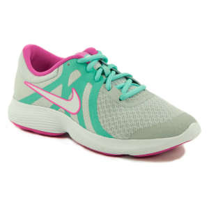 Nike Revolution 4 Aqua Gs lány Futócipő #szürke türkiz