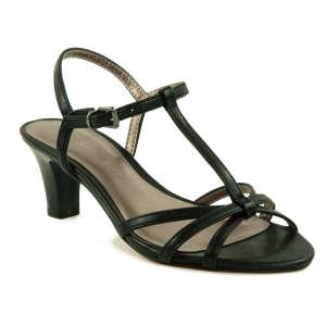 Tamaris Női Szandál #fekete  30862798 Női alkalmi cipő