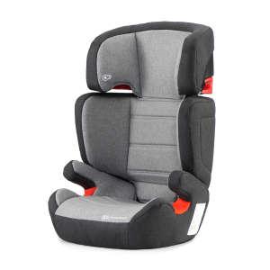 Kinderkraft Junior Fix biztonsági Gyerekülés 15-36kg #fekete-szürke 30774468 Gyerekülés / autósülés 15-36 kg