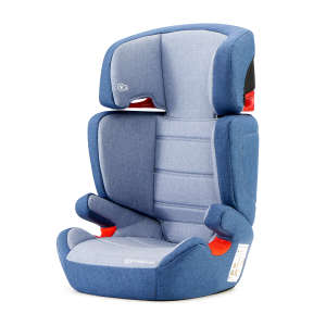 Kinderkraft Junior Fix biztonsági Gyerekülés 15-36kg #kék 30774537 Gyerekülés