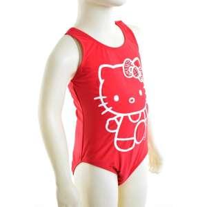 """Lány Egyrészes Fürdőruha - Hello Kitty #piros 31207658 A Pepitán ezt is megtalálod: """"hello kitty"""" 8 kategóriában"""