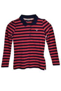 Gant Hosszú ujjú póló - Csíkos 30854895 Gyerek hosszú ujjú póló