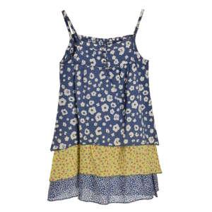 s. Oliver kék mintás lány ruha 31208220 Kislány ruha
