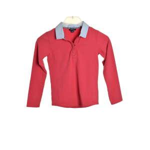 Gant galléros Hosszú ujjú póló #piros 31204181 Gyerek hosszú ujjú póló