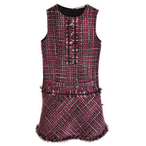 Barbara Farber ujjatlan Kislány ruha #lila-rózsaszín 31069447 Gyerekruhák és babaruhák