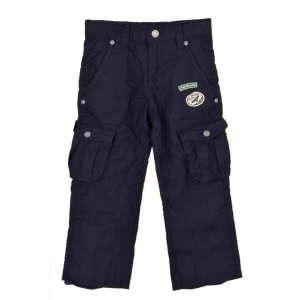 S.Oliver bélelt fiú Nadrág #sötétkék 31204612 Gyerek nadrág, leggings