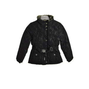 S.Oliver lány Kabát #fekete 31070332 Gyerek dzseki, kabát