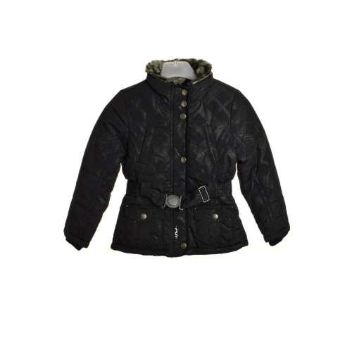 S.Oliver lány Kabát #fekete