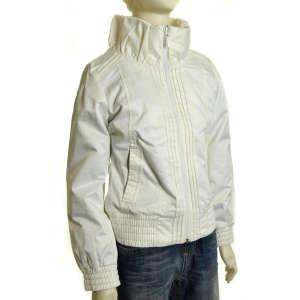 S.Oliver galléros Dzseki #fehér 31072264 Gyerek dzseki, kabát