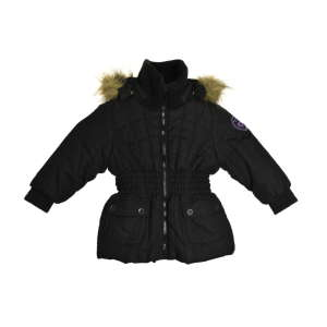 Mexx lány Télikabát #fekete 31268902 Gyerek dzseki, kabát