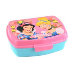 Uzsonnás doboz - Hercegnők #kék-rózsaszín 31220496 Étel-Ital tároló