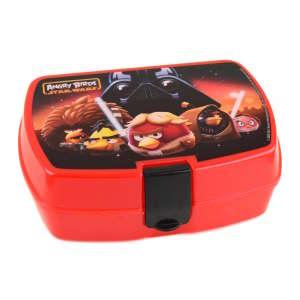 Uzsonnás doboz - Angry Birds #piros  31220512 Étel-Ital tároló