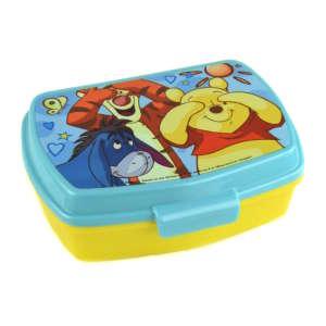 Szendvics doboz - Micimackó #sárga-kék 31220471 Étel-Ital tároló
