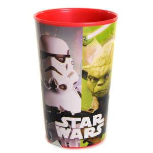 Műanyag Pohár - Star Wars #narancssárga 31220767 Itatópohar, pohár, kulacs