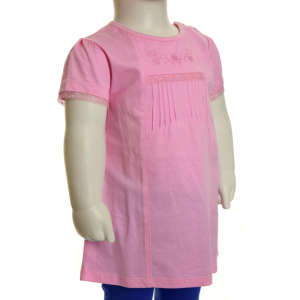 Lány Póló #rózsaszín 31070376 Gyerek póló
